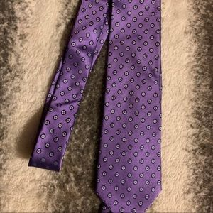 Purple Marc Anthony tie